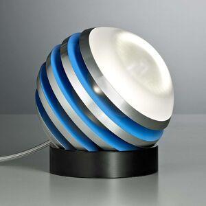 TECNOLUMEN Bulo - stolní lampa LED, světle modrá