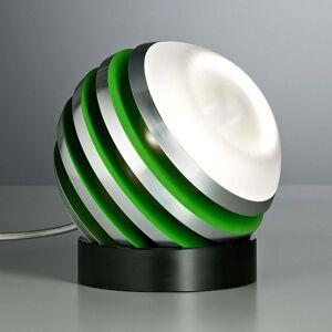 TECNOLUMEN Bulo - stolní lampa LED, zelená
