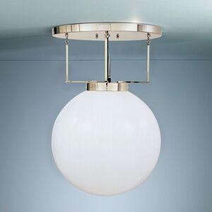 TECNOLUMEN DMB 26, stropní světlo, mosaz, 40 cm