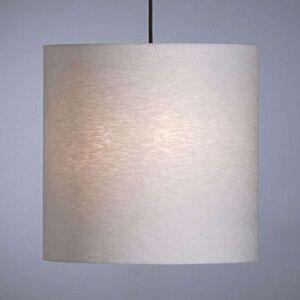 TECNOLUMEN HLWSP závěsné světlo, přírodní plátno