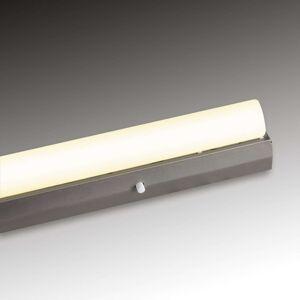 Stříbrná světelná lišta nástěnné světlo 60 W