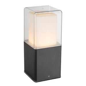 Heitronic LED soklové světlo Dalia s plastovým difuzorem