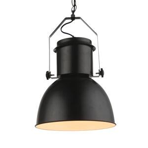 Heitronic Závěsné světlo Kutum, černé