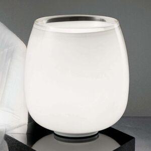 Implode - skleněná stolní lampa Ø 38 cm