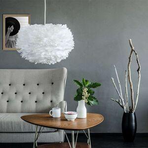 Závěsné světlo UMAGE Eos medium, bílé