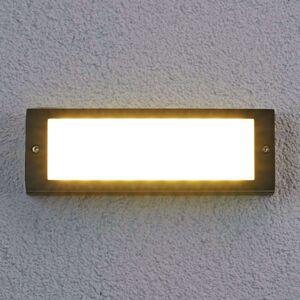 Úsporné LED venkovní nástěnné svítidlo Rachel