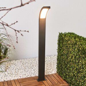 Juvia - LED osvětlení cesty z šedého hliníku