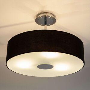 Černé stropní osvětlení Gabriella