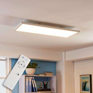 Podélná stropní LED lampa Philia, proměnná barva
