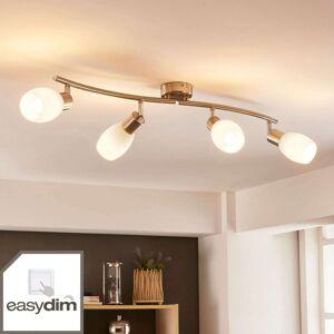 Lindby Stropní LED světlo Arda, easydim 4bodové 70 cm