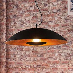 Nepřímo svítící závěsná lampa Emilienne