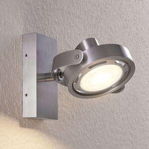LED reflektor Munin, stmívatelný, hliník, 1bodový