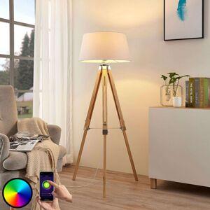 Lindby 9624115 SmartHome stojací lampy