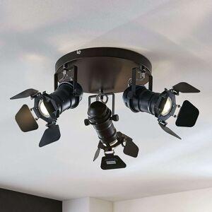 Lindby Kruhové stropní světlo Tilen, 3zdrojové