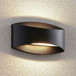 Lindby Evric LED nástěnné svítidlo, šířka 20,3 cm