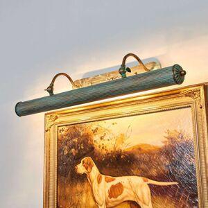 Lindby Obrazová svítilna Beno se vzhledem měděnky, 72 cm