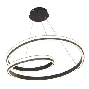 Lucande Gwydion LED závěsné světlo, 80 cm