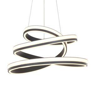 Lucande Emlyn LED závěsné světlo, 60 cm