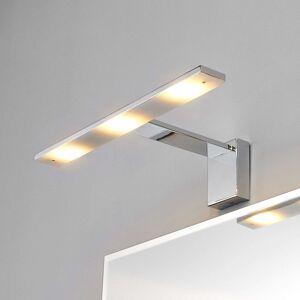 LED zrcadlové svítidlo Lorik, chrom
