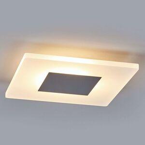 Lindby Tarja - hranaté LED stropní světlo
