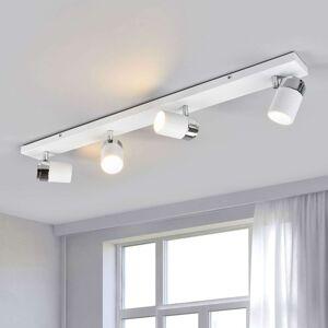 4zdrojové stropní bodové osvětlení Kardo, IP44