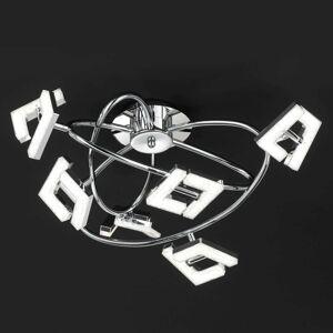 Moderní stropní LED světlo Lea - 6bodové
