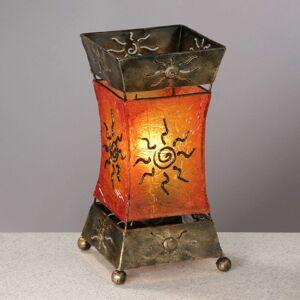 Umělecká stolní lampa Xenia