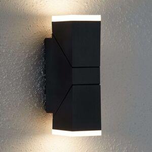 LED venkovní nástěnné svítidlo Sally, 2zdrojové