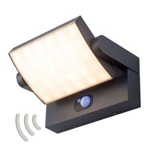 Lindby 9932022 Solární lampy s pohybovým čidlem
