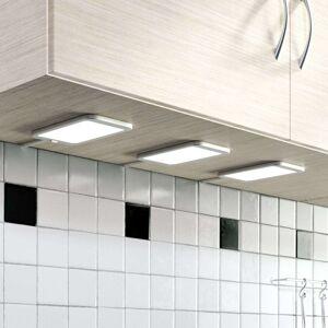 Lindby LED osvětlení kuchyňské linky Svela, sada 3 ks