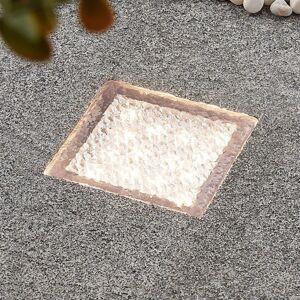 Arcchio Ewgenie LED podlahové svítidlo, 10 x 10 cm