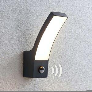 Lindby 9947004 Venkovní nástěnná svítidla s čidlem pohybu