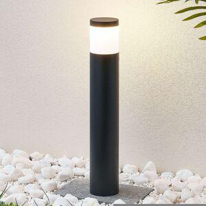 Lindby LED svítidlo pro chodníky Nitalia, kulaté