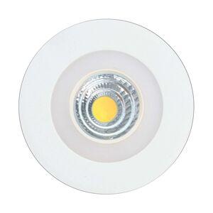 Lindby Noor LED bodové svítidlo RGBW, bílé