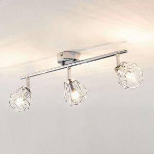 Lindby Giada LED stropní světlo, třížárovkové