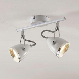 Lindby Jadon LED stropní světlo bílé 2žár.