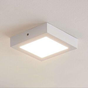ELC Merina LED stropní svítidlo bílé, 17x17cm