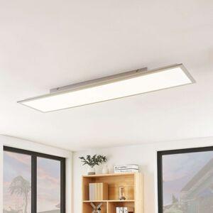 Lindby Stenley LED panel, CCT, 119 cm x 29 cm
