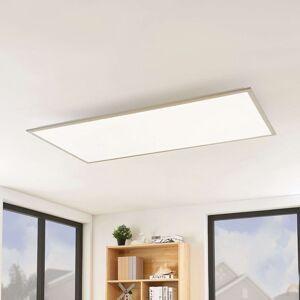 Lindby Stenley LED panel, CCT, 119 cm x 59 cm