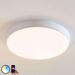 Arcchio Finn LED stropní světlo, ovlad., Ø 40 cm