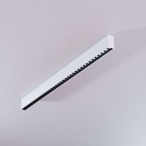 Kancelářské LED stropní světlo Jolinda, jednořadé