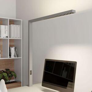 Arcchio Jolinda office LED světlo, stříbrné