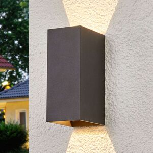 Mikka - 2zdrojové LED venkovní nástěnné světlo