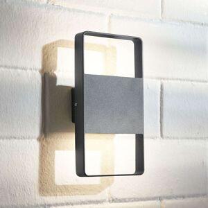 LED venkovní nástěnné svítidlo Palina, 2zdrojové