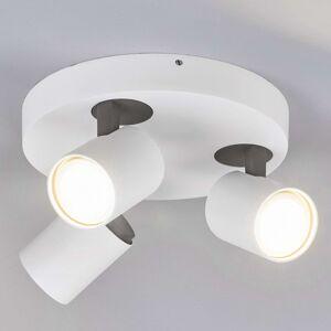 3zdrojové LED kruhové stropní svítidlo Sean
