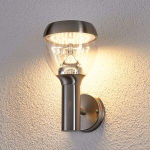 Etta LED venkovní nástěnné svítidlo z nerezu