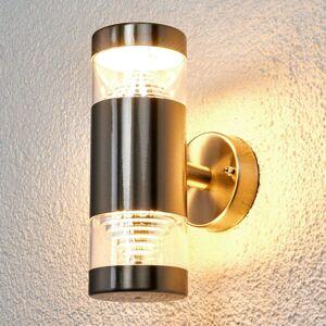 LED venkovní nástěnné svítidlo Lanea 2zdroj