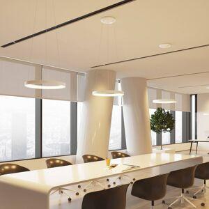 Arcchio Arcchio Vivy LED závěsné světlo, bílé, 58 cm
