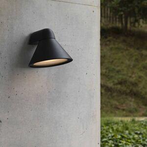 FARO BARCELONA Venkovní nástěnné světlo Pals, IP65 tmavě šedá