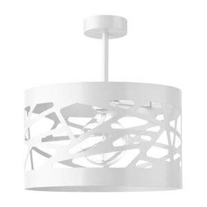 EULUNA Stropní světlo Modul Frez Ø 39 cm, bílá